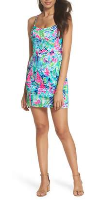 Lilly Pulitzer R) Shelli Stretch Sundress