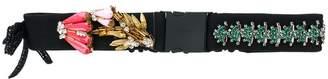 No.21 jewel embellished belt