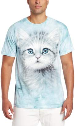 The Mountain Blue Eyed Kitten T-Shirt, 3X-Large