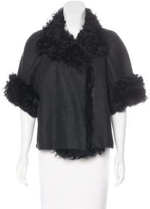 Marni Wool & Shearling Jacket