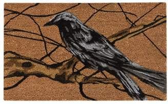 Pottery Barn Poe Crow Doormat
