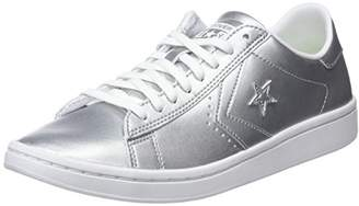 Converse Buty Pl Ox Basketball Shoes, Silber, 7.