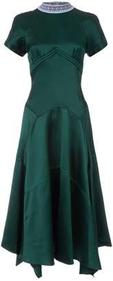 Sportmax Nordic Neckline Dress