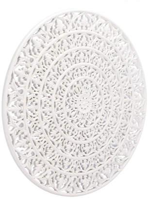 ZUO Mandala Wall Decor White