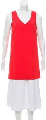 Robert Rodriguez Sleeveless V-Neck Tunic