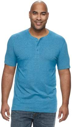 Sonoma Goods For Life Big & Tall SONOMA Goods for Life Supersoft Henley