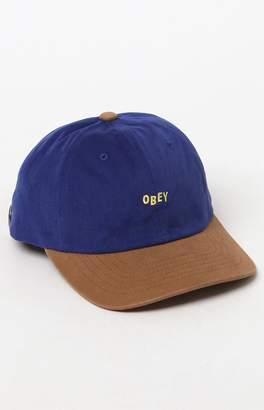 Obey '90s Jumble Snapback Hat