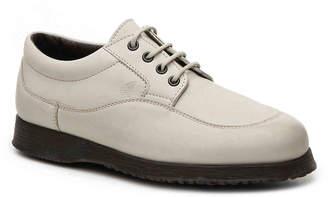 Hogan Nubuck Leather Oxford - Men's