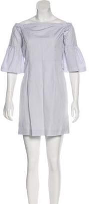 Piamita Off-The-Shoulder Casual Dress