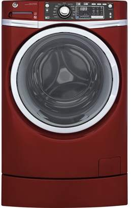 GE Appliances 4.9 cu. ft. Energy Star Front Load Washer with Steam