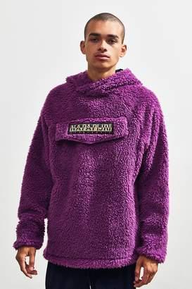 Napapijri Telve Polar Hoodie Sweatshirt