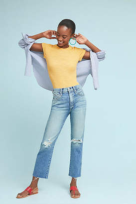 Amo Loverboy Ultra High-Rise Relaxed Straight Jeans