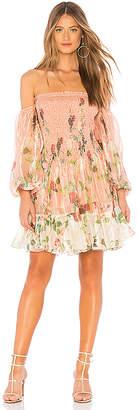 Rococo Sand Off Shoulder Short Dress