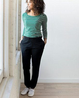 Women Portland Pant In French Terry $78 thestylecure.com