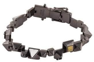 Eddie Borgo Multistone Stud Bracelet