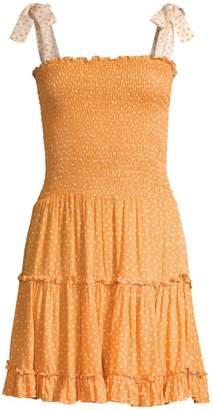 Cool Change Coolchange Raegan Smocked Dress