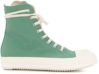 Rick Owens high-top sneakers