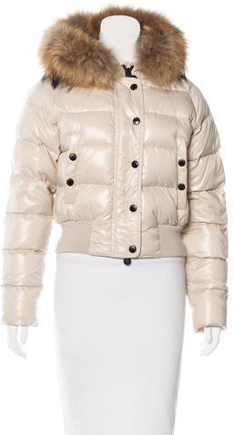 MonclerMoncler Alpin Puffer Coat