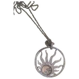 Chopard Happy Diamonds white gold pendant