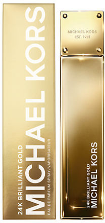 MICHAEL Michael Kors Michael Kors Gold Collection 24K Brilliant Gold Eau de Parfum Spray 3.4 oz
