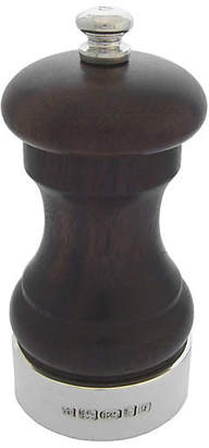 """Corbell Silver Company Inc. 4"""" Rosewood Pepper Mill Grinder"""