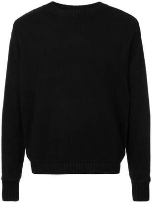 The Elder Statesman crew neck sweater