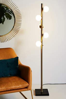 Anthropologie Doppler LED Tree Floor Lamp