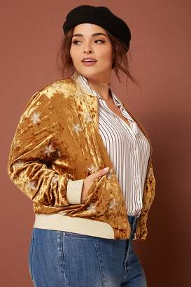 6cdc769ad13 Forever 21 Brown Plus Size Jackets - ShopStyle Canada