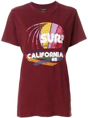 Isabel Marant Surf California T-shirt