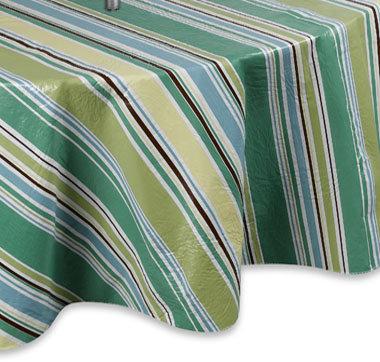 Confetti Indoor/Outdoor Umbrella Tablecloth