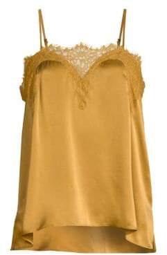CAMI NYC Sweetheart Charmeuse Silk Camisole