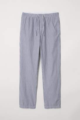 H&M Pajama Pants - Blue