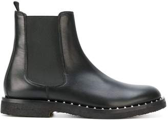 Valentino Soul Rockstud boots
