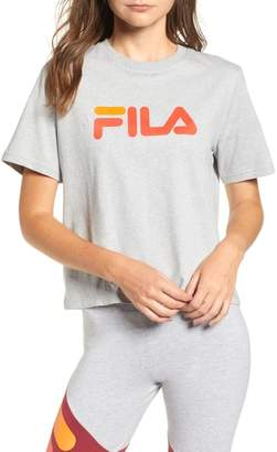 Fila Miss Eagle Logo Tee