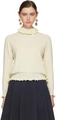 YMC Ecru Bella Sweater