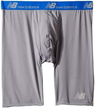 New Balance 9 Boxer Brief 1-Pack Men's Underwear