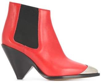 Isabel Marant cowboy ankle boots