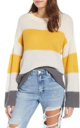 BP Stripe Pullover
