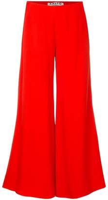 Aalto cropped wide leg trousers