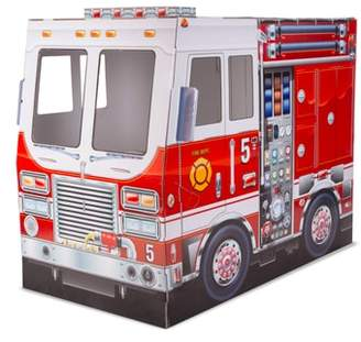Melissa & Doug Indoor Fire Truck Playhouse