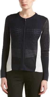 Magaschoni Silk & Cashmere-Blend Sweater