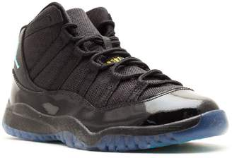 Nike JORDAN 11 RETRO LITTLE KIDS STYLE # 378039