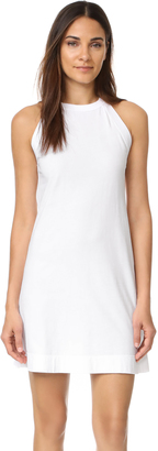 Three Dots Sleeveless Muscle Dress $75 thestylecure.com
