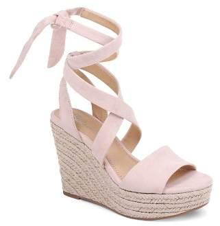 Splendid Women's Tessie Ankle-Tie Wedge Sandals