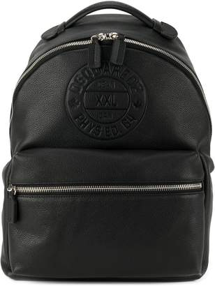 DSQUARED2 zipped backpack