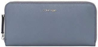 Calvin Klein Hayden Zip Around Wallet