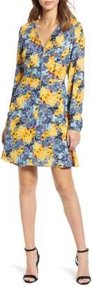 Vero Moda Mille Floral Print Minidress