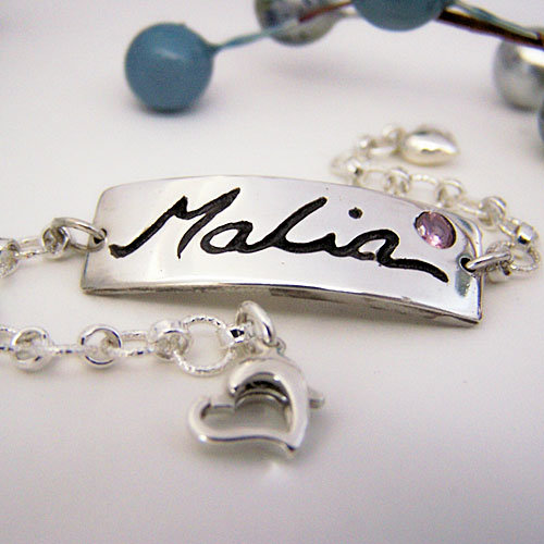 Heirloom ID Birth Child's Bracelet