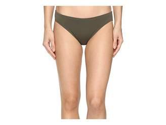 Vince Camuto Fiji Solids Classic Bikini Bottom Women's Swimwear