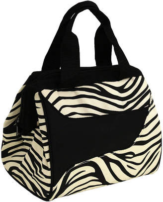 Fit & Fresh FIT AND FRESH Zebra Lunch Bag with Ice Pack